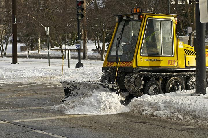 "Shaker has enacted a new ""sensible salting practice,"" including waiting until after most snow storms end to plow roads."