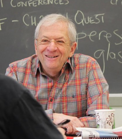 Terrence Pollack began teaching at Shaker Heights High School in 1964, after a brief stint at East High School in Cleveland.
